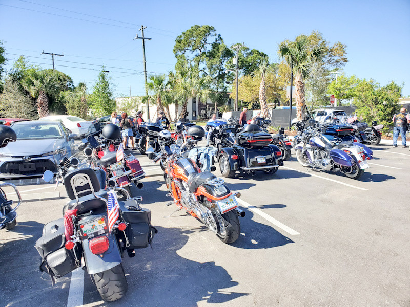 22nd Annual St. Patty's Day Poker Run at HSSC