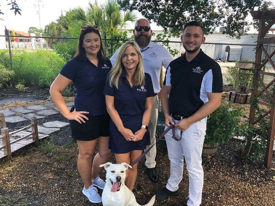 Sun N Fun Sponsors Vets Program at Humane Society of Sarasota County